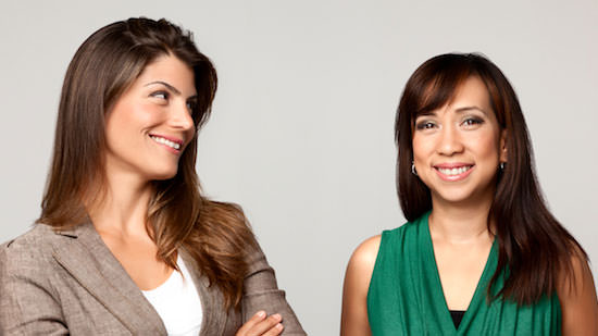 Paola Gugliotta y Roxana Chang, fundadoras de Sepai