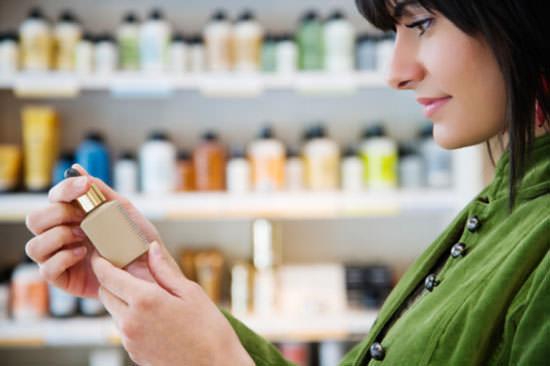 buscando productos de cosmética