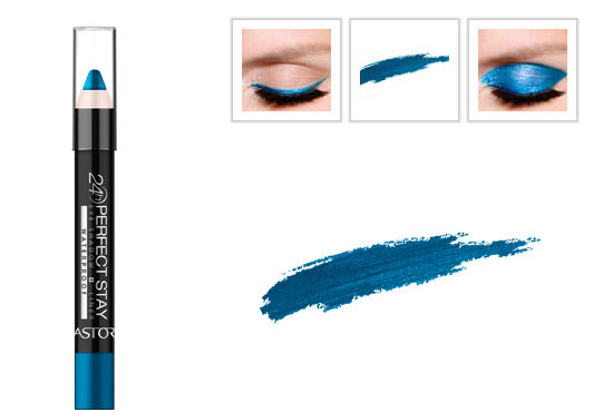 24H Perfect Stay eye shadow + liner de Astor