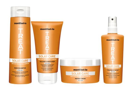 Solar Care de Montibello protege tu cabello del sol