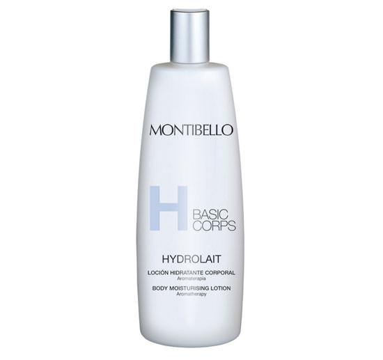 Hydrolait, loción hidratante corporal de Montibello