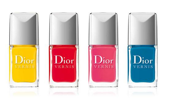 lacas de uñas Dior Vernis Gloss