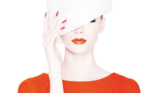 modelo colección verano 2012 Summer Mix de Dior