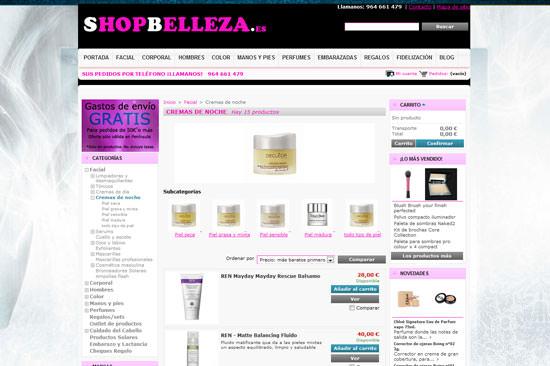 ShopBelleza, todo lo que buscas en cosmética