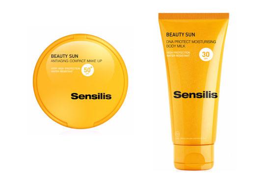 productos Protección solar Beauty Sun de Sensilis