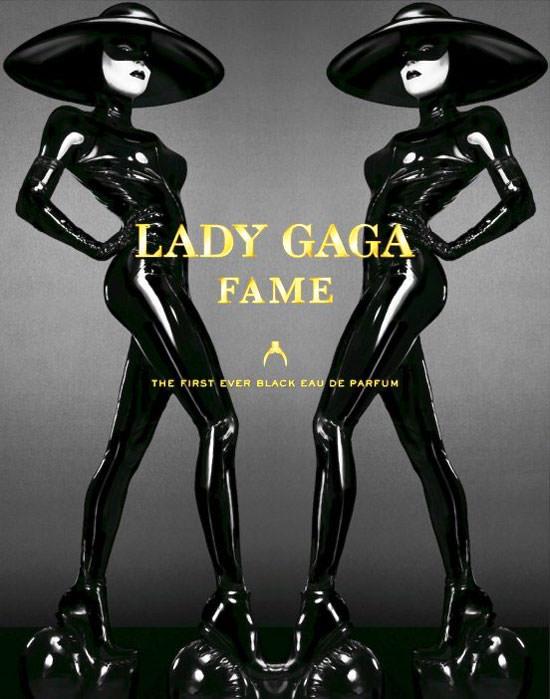Fame, el perfume de Lady Gaga
