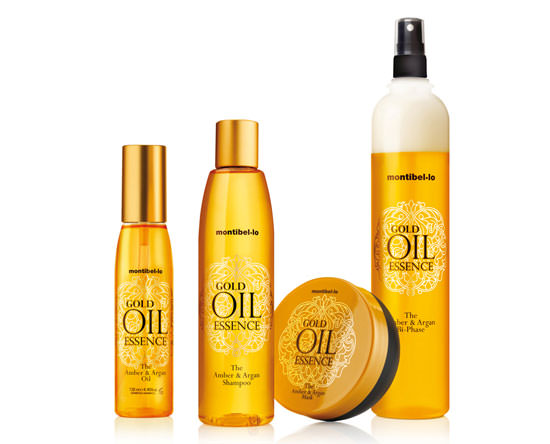 Gold Oil Essence de Montibello