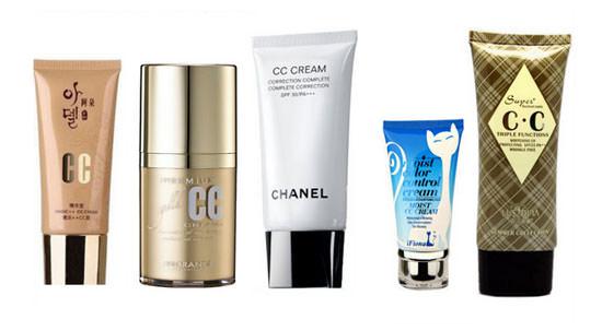 ¿Qué son las CC Creams?