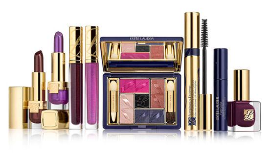 colección Pure Color Violet Underground de Estée Lauder