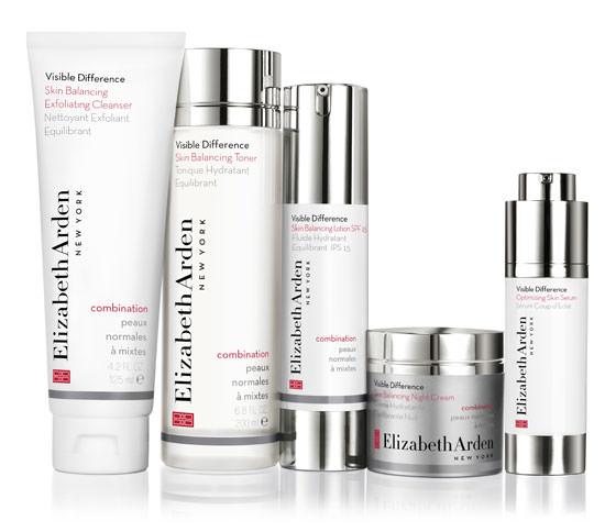 Combination, productos específicos para todos los tipos de pieles