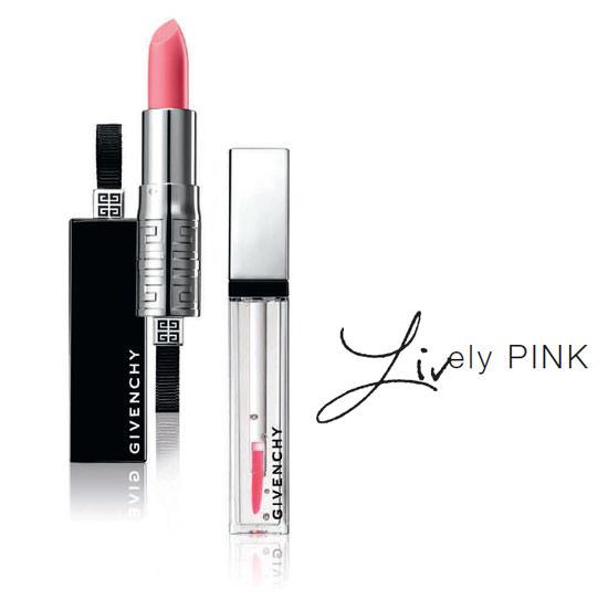 labiales Lively PINK de Liv Tyler para Givenchy
