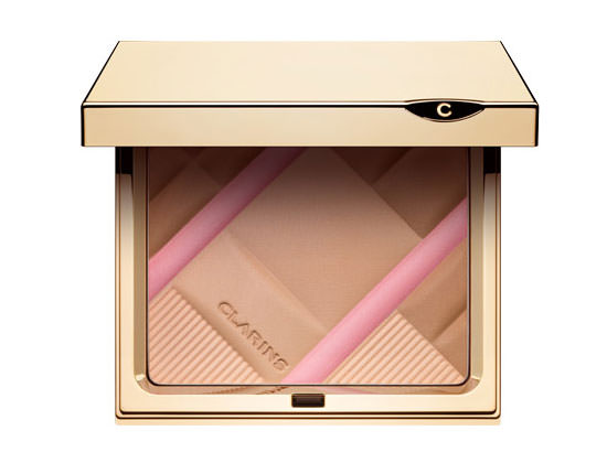 polvos compactos Colour Accents Poudre Teint & Blush