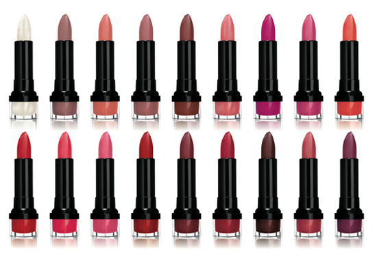 Rouge Edition, labiales de Bourjois