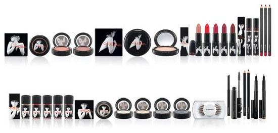 Colección Marilyn Monroe de M·A·C Cosmetics