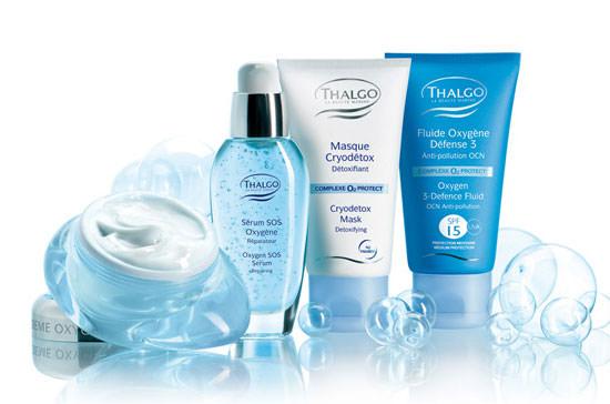 productos Oxygène de Thalgo