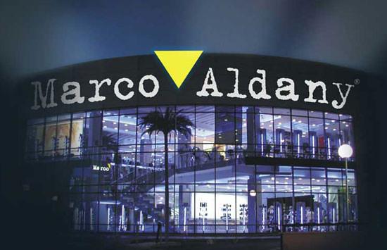 peluquería Marco Aldany