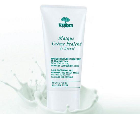 Masque Crème Fraîche de Beauté