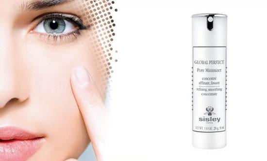 modelo Global Perfect Pore Minimizer de Sisley