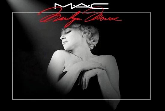 Marilyn Monroe M·A·C Cosmetics