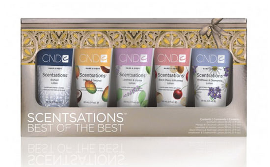 CND Scentsations ¨Best of the best¨