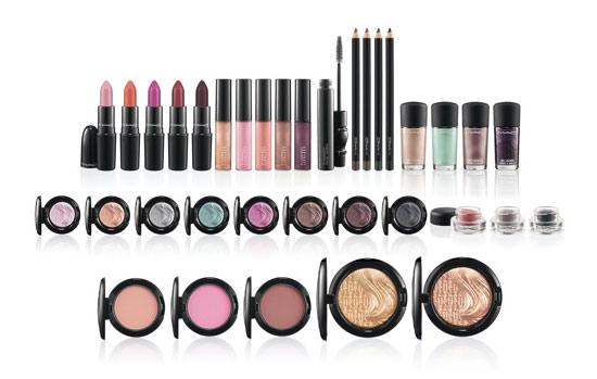 colección M·A·C Glamour Daze