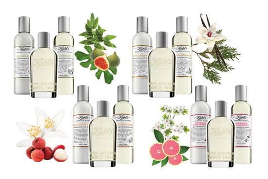colecciones Aromatic Blends de Kiehl's