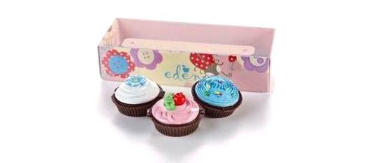 Cupcakes de Douglas