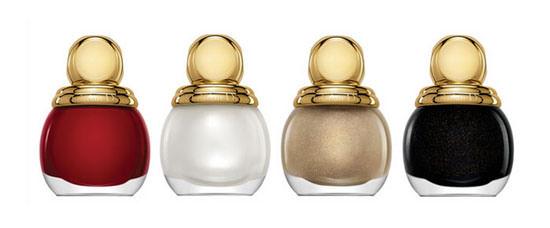 esmaltes de uñas Grand Bal de Dior