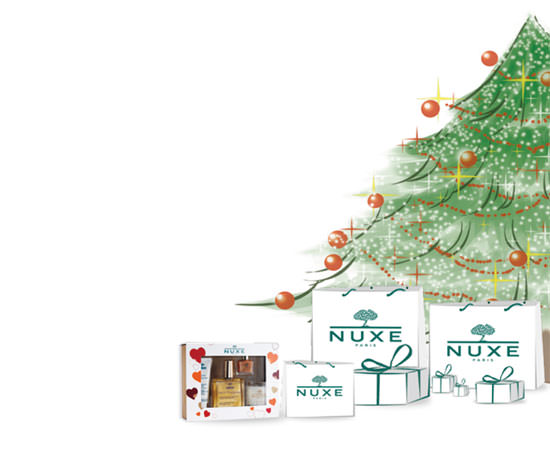 regalar Nuxe en navidad