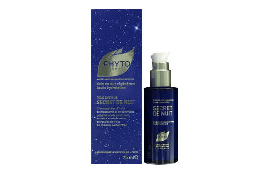packaging Secret de Nuit de Phyto