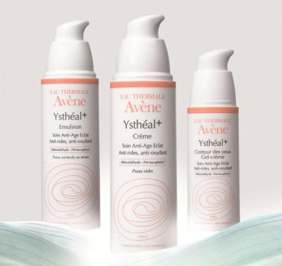 productos Ystheal+ de los laboratorios Avène