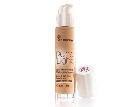 Pure Light de Yves Rocher