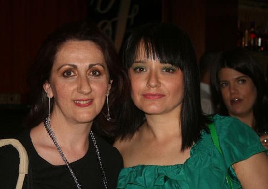 Con Raquel - amiga blogger