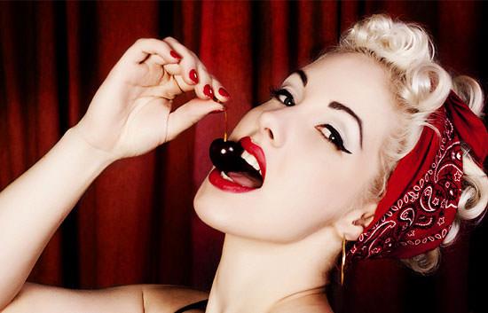 Rockalily los rojos de labios de DeCulto
