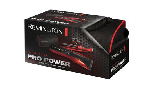 Cortapelos Pro Power de Remington