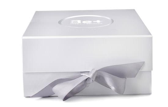 Cajas de Navidad personalizables de Be+