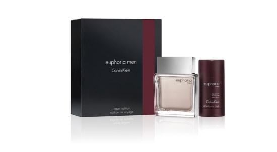 cofre Euphoria For Men de Calvin Klein