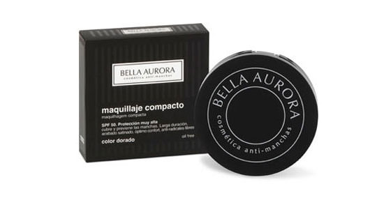 Maquillaje compacto