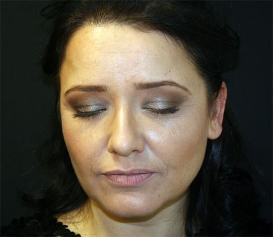 detalle Maquillaje Nochevieja