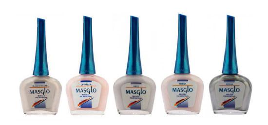 lacas de uñas de Navidad de Masglo