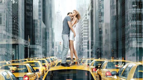 modelos del anuncio DKNY For Women