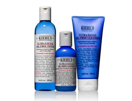 Línea Ultra Facial Oil-Free de Kiehl's