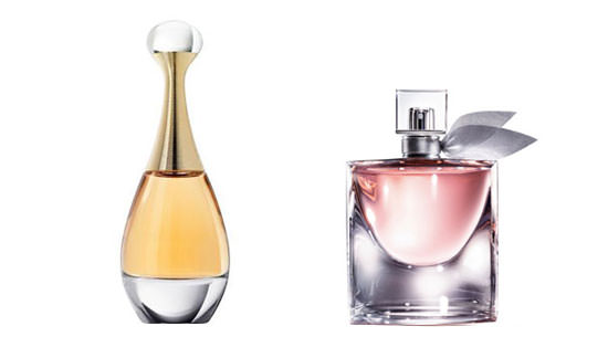perfumes J'Adore L'Absolu o La Vie Est Belle