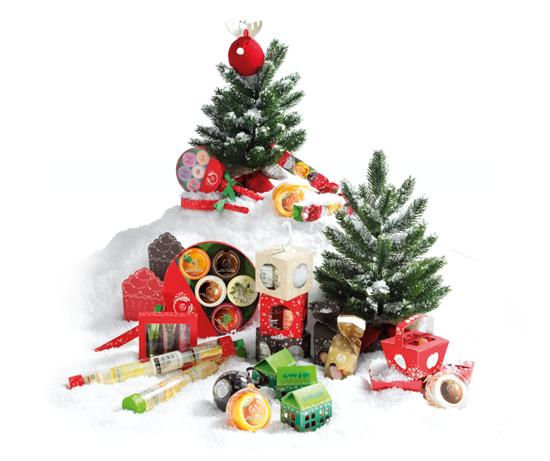 The Body Shop y la Navidad