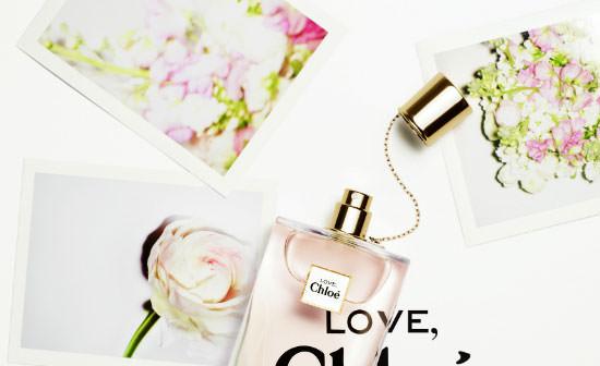 detalle Love Chloé Eau Florale