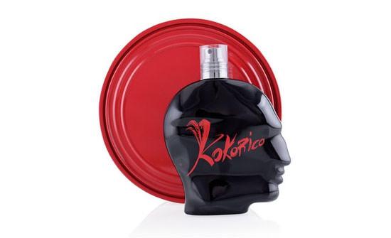 lata roja de Kokorico de Jean Paul Gaultier