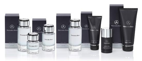 línea de productos Mercedes Benz