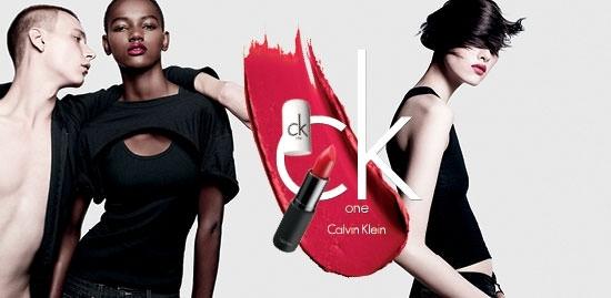 modelos Maquillaje CK One