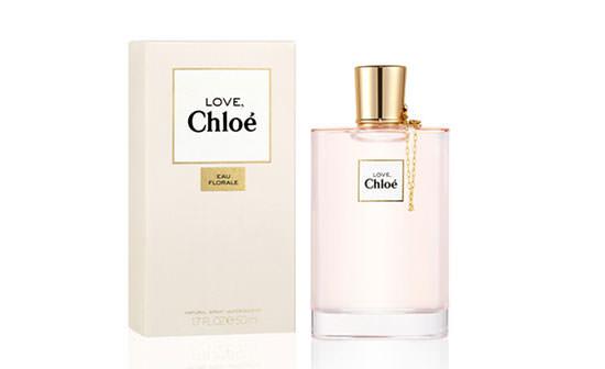 packaging Love Chloé Eau Florale