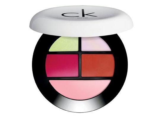 paleta de sombras Powder Eyeshadow Quad